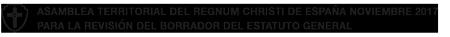 Asamblea Territorial Regnum Christi España
