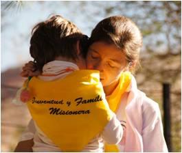 Juventud y familia misionera