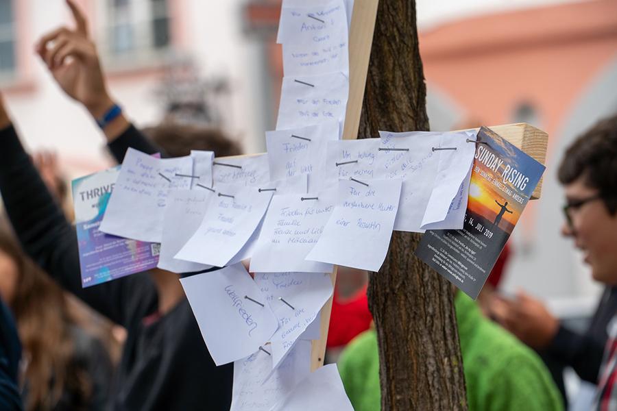 Misiones urbanas, una actividad apostólica también para quienes disciernen su vocación